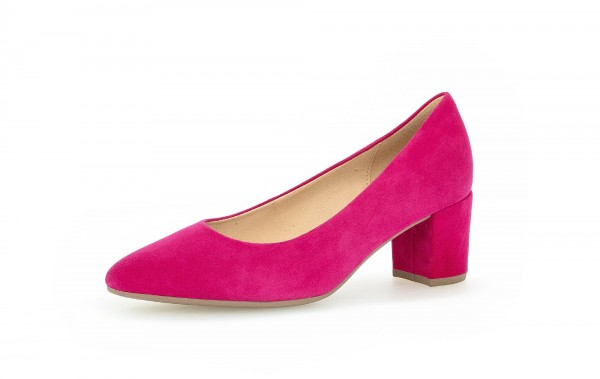 Gabor Fashion eleganter Pumps 61.450.35 Rosa - Bild 1