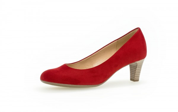 Gabor Fashion eleganter Pumps 61.400.45 Rot - Bild 1