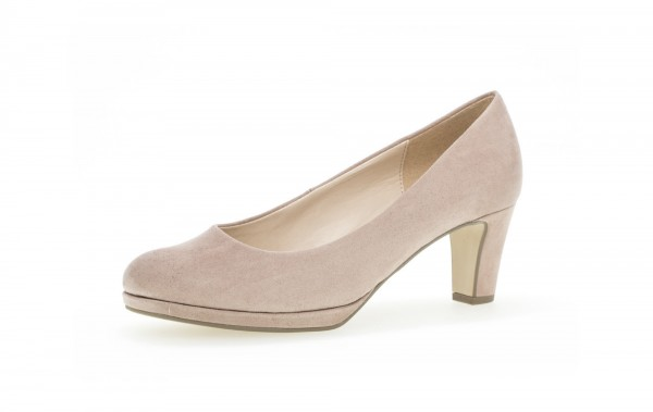 Gabor Fashion Plateau Pumps 61.260.44 Rosa - Bild 1